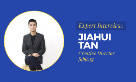 Expert Interview: Jiahui Tan <br> From Freelancer to Award-Winning Design Agency
