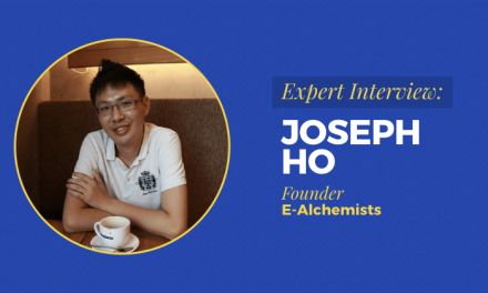 Expert Interview: Joseph Ho SEO Specialist Now Runs Digital Marketing Agency After 5 Failed Businesses