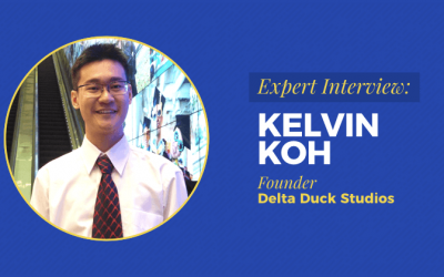 Expert Interview: Kelvin Koh Challenges in Starting A Business After University