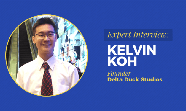 Expert Interview: Kelvin Koh <br> Challenges in Starting A Business After University
