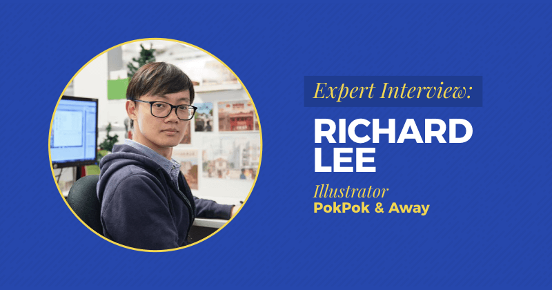 "Expert Interview: Richard Lee, Freelance Illustrator Lives His Passion Drawing For Big Clients<span class=""wtr-time-wrap after-title""><span class=""wtr-time-number"">11</span> min read</span>"