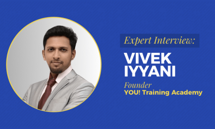 Expert Interview: Vivek Iyyani, Leadership Trainer Goes From 0 to 250,000 Trainees in 4 years