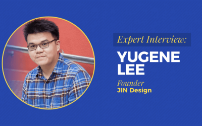 Expert Interview: Yugene Lee, How This Freelance Web Designer Made $500K Through His Website